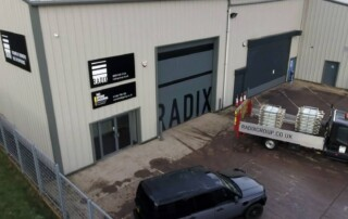 RADIX HQ, Dundee