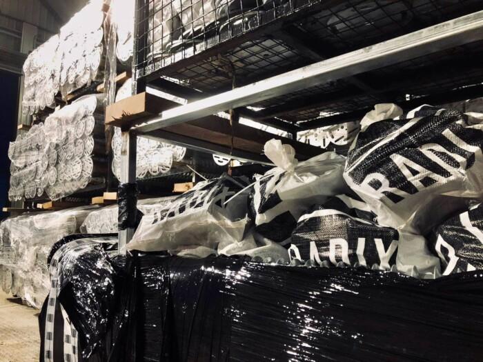 UK ground screws warehouse