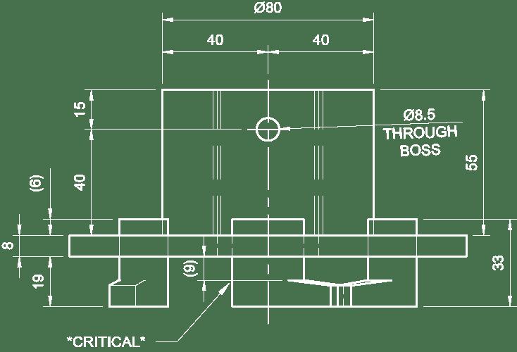ground screw 140-1.5
