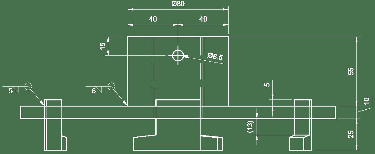 ground screw 250-1.5