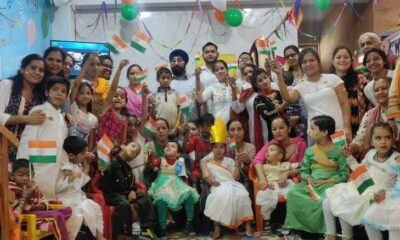 L'association La maison des Himalayas, premier lauréat du prix des lycéens. Crédit : Le centre Handimachal