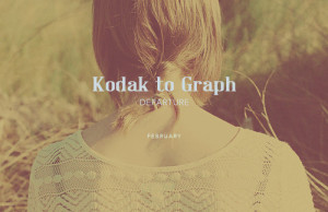 kodak to graph - departure | soundspace downloads