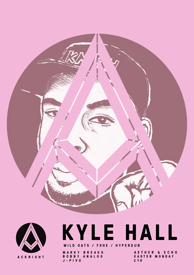 Ackright Pres. Kyle Hall Belfast Soundspace 2014