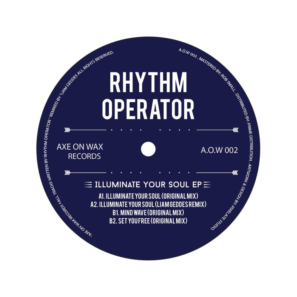 Rhythm Operator - Illuminate Your Soul EP FREE DOWNLOAD MP3 ZIPPY
