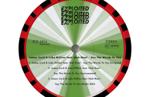 James Curd & Luke Million - Say The Words To You EP FREE DOWNLOAD MP3 ZIPPY ZIPPYSHARE