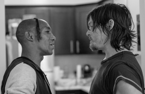 """Tricky Enlists 'Walking Dead' Actor Norman Reedus To Co-Star In Haunting """"Sun Down"""" Video"""