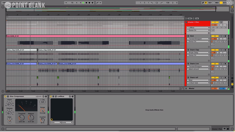 Mixing Dance Music: Ableton – Mix Deconstruction FREE DOWNLOAD MP3