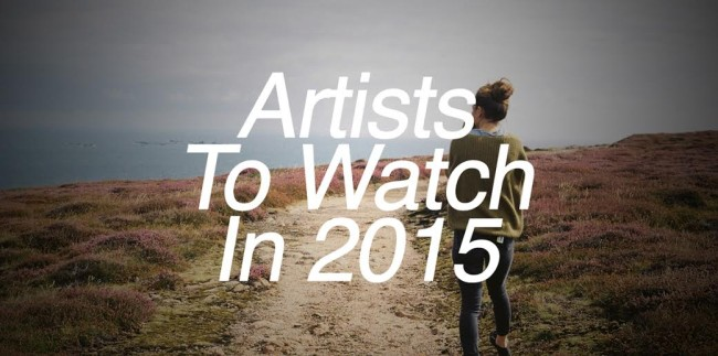 artists to watch in 2015, kalyde, brame, hamo, soundspace