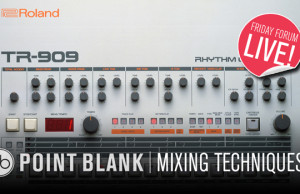 point blank, tech, technology, soundspace, ableton, roland, mixing