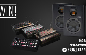 Point Blank, Korg, Soundspace, Tech, Competiton, Giveaway