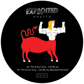 Exploited, PJU, Earl Grey, Call Me Up, Exploited Ghetto, Berlin, Soundspace, Feature, House, Deep House, Disco, Nu Disco