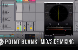 Point Blank, Ableton, Tech, Technology, London, Mid-Side Mixing