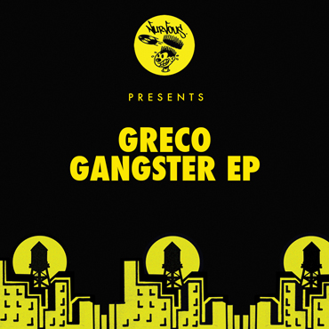 Greco, Gangster EP, Jack!son, Premiere, Nurvous Records, Soundspace, Tech House, Deep House, NYC, New York