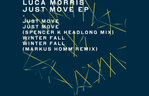 Lucas Morris, Winter Fall, New Violence Records, House, Techno, Tech House, Marcus Homm, Remix, Soundspace, Premiere