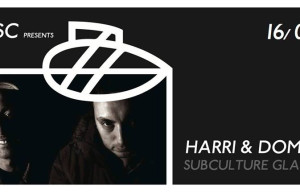 Harri, Domenic, Nocturne, Extended Play, AESC, Belfast, Aether & Echo, House, Deep House, Sub Club, Glasgow