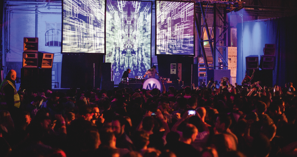 Ava Festival, Bicep, Space Dimension Controller, Timmy Stewart, Ejeca, Optimo, Phil Kieran, Soundspace, Belfast, T13, Boiler Room, Ableton, Inflyte, Beatport, Hospital Records
