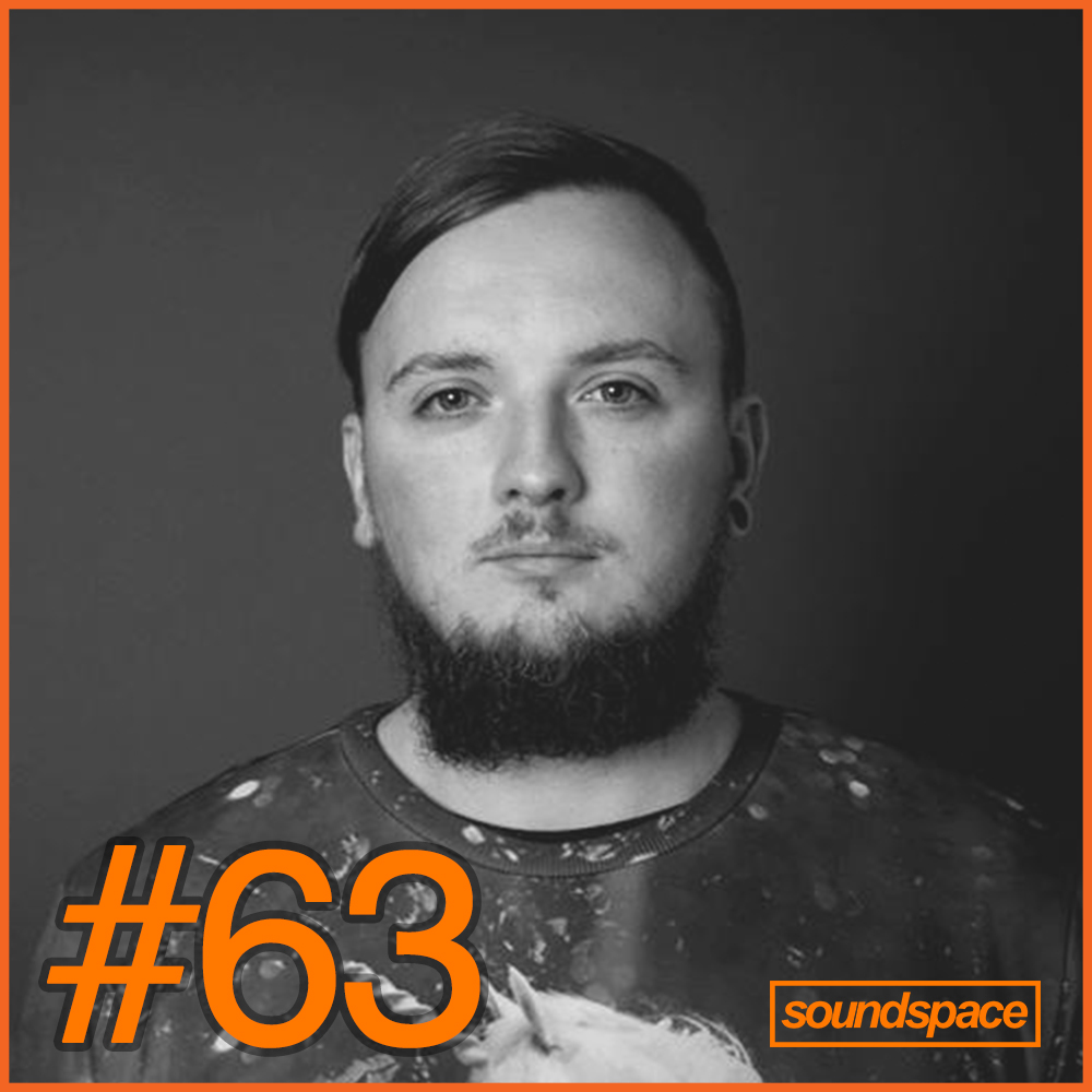 Martin Waslewski, Soundspace, Mix, Podcast, #63, House, Tech House