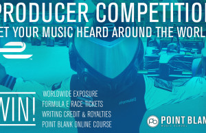 Formula E, Point Blank, Tech, Competition, Giveaway