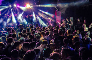 Soundspace, Fabric, London, Berlin, Refugees
