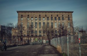 soundspace, berghain, berlin