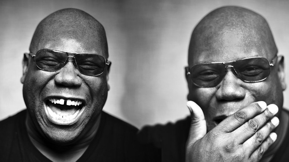 carl cox, mbe, soundspace