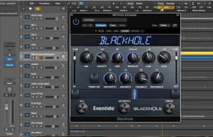 Point Blank Plugin Of The Week: Eventide Blackhole