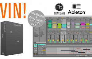 Subscribe to Point Blank Music: Win Ableton Suite & Online Course Worth £1800!