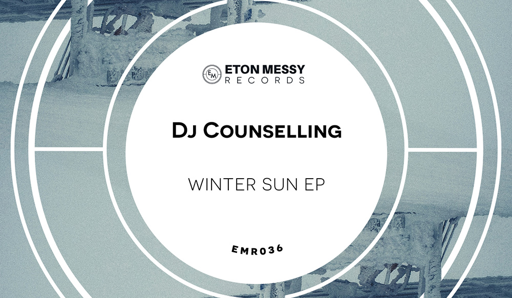 Premiere: DJ Counselling - Dreaming In The Sand
