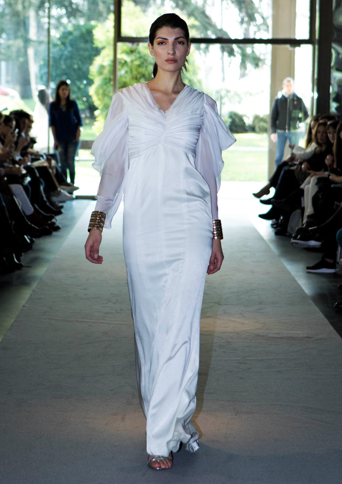 LuxStyle Consulting participate in Mercedes-Benz Fashion Week Madrid Off, Dress Museum