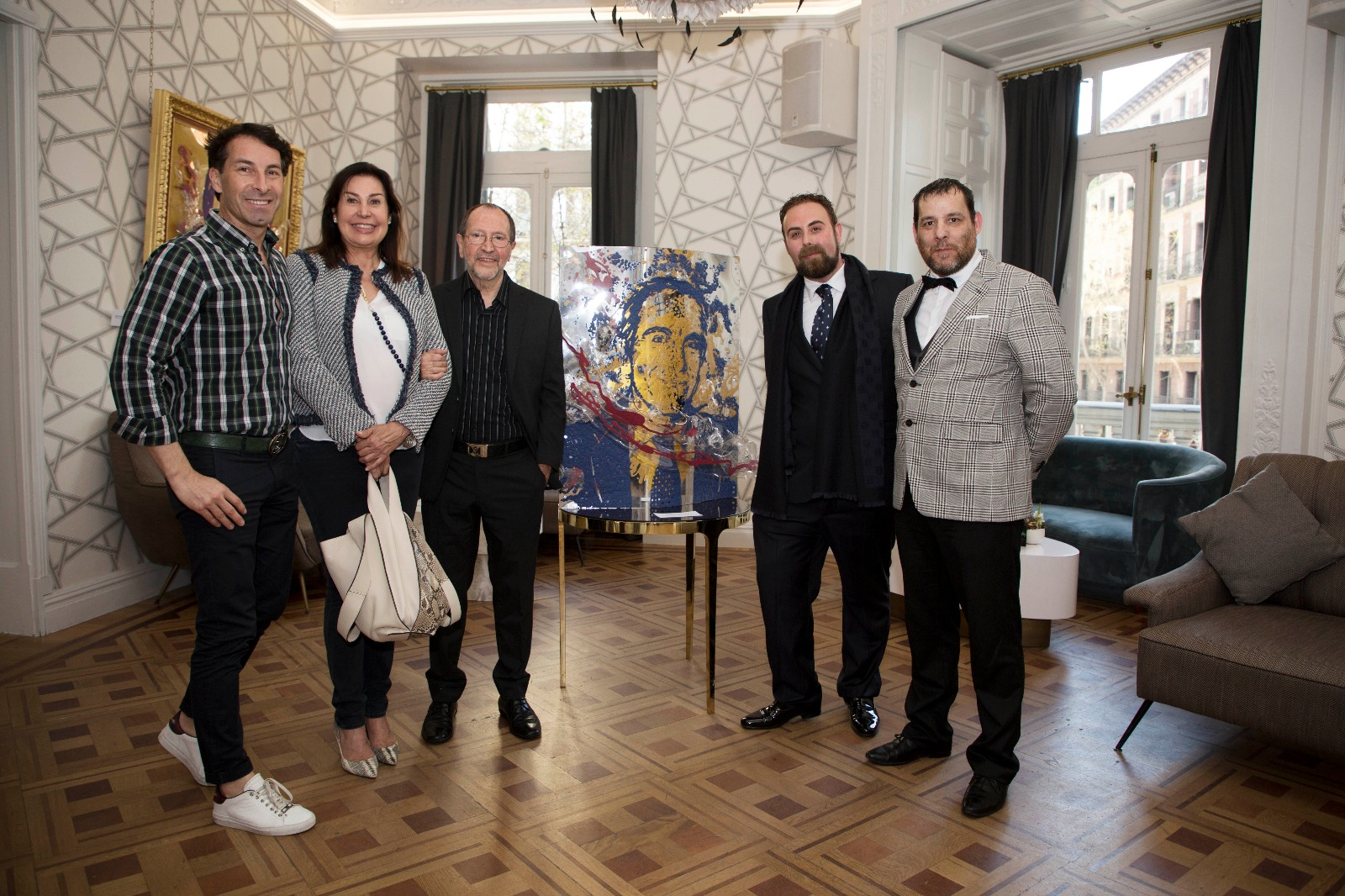A Luxury inauguration at the more Exclusive & Fashion Club in Madrid