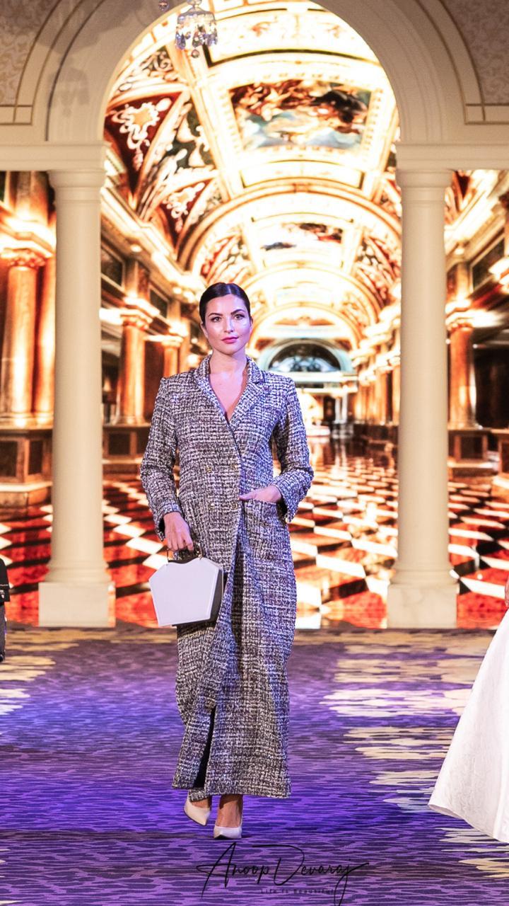 """Marajai, los bolsos favoritos de su Alteza Hend Al Qassemi, junto con LuxStyle presentan su colección en """"The Royal Gala Dubai"""""""