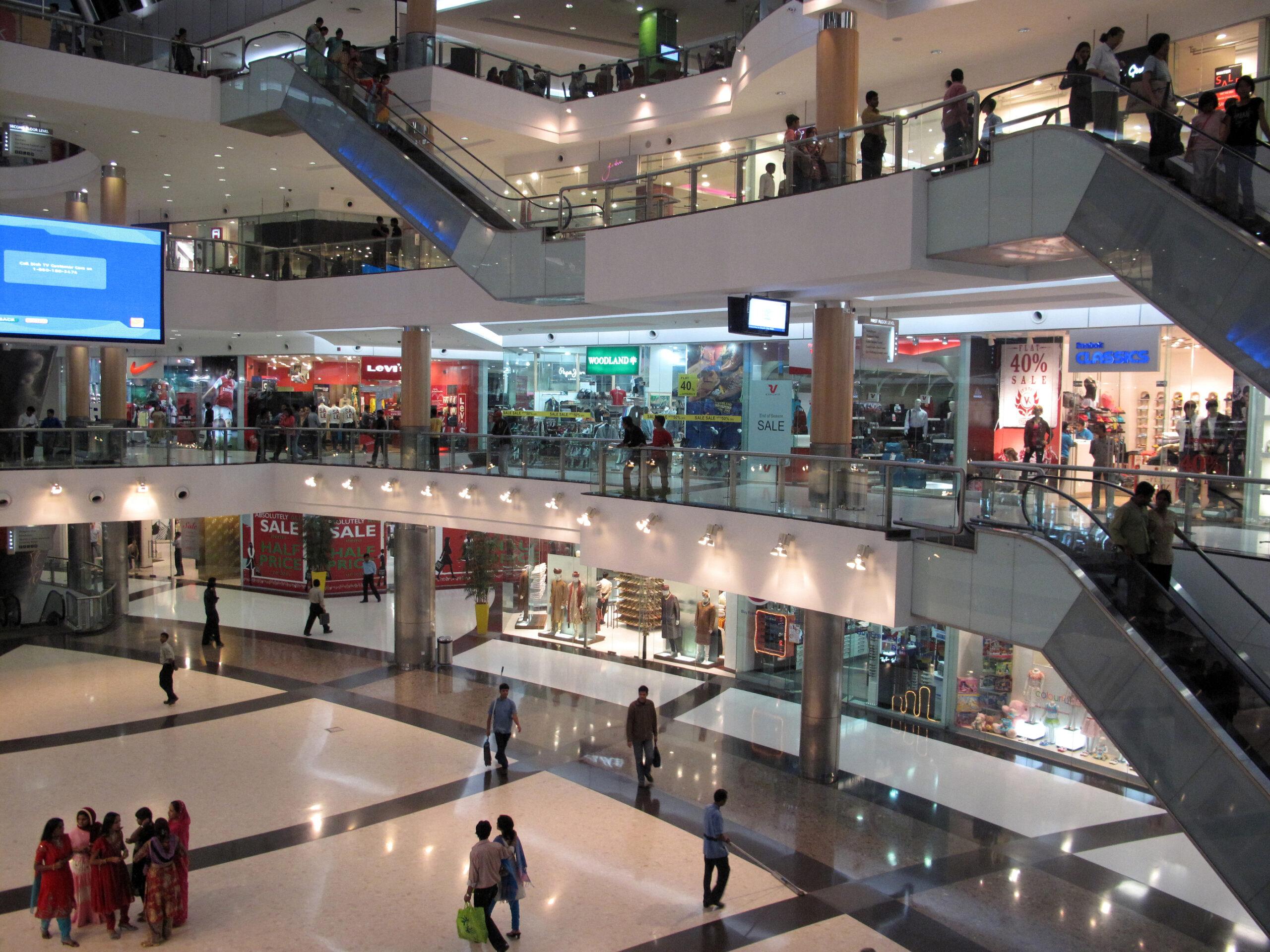 ¿Existe esperanza para los centros comerciales?