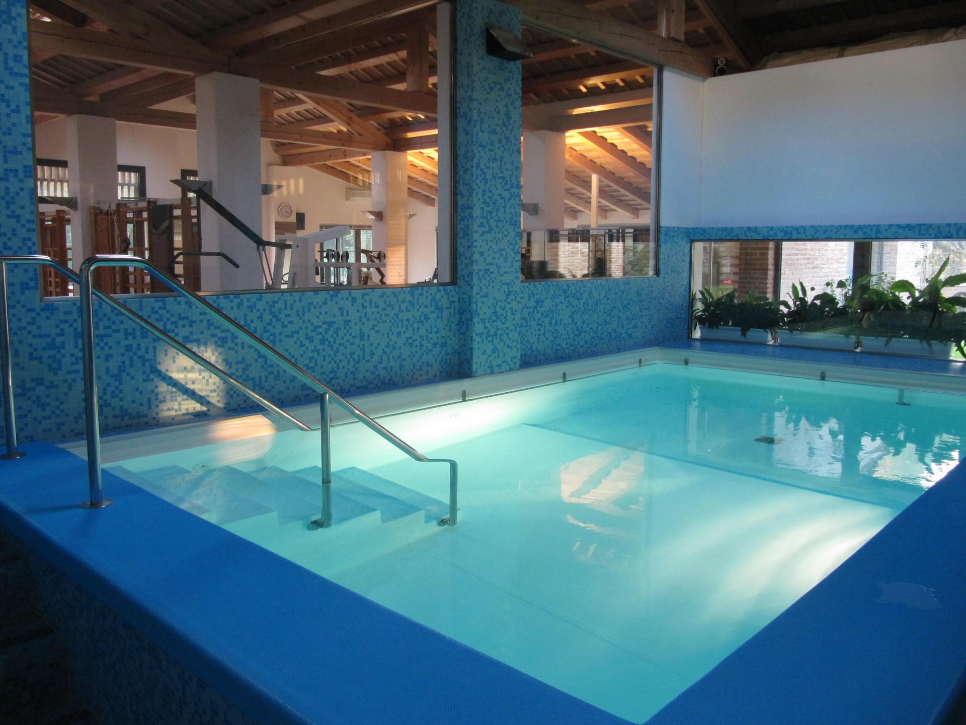 Centro San Marco foto piscina