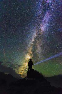 Haroon Ashraf astrophotography. Location: Hunza, Pakistan