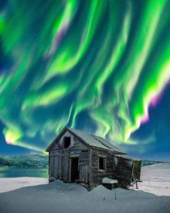 Landscape & Astrphotographs dkphotographyau. Location: Troms, Norway