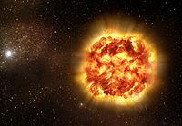 Supernova expansion