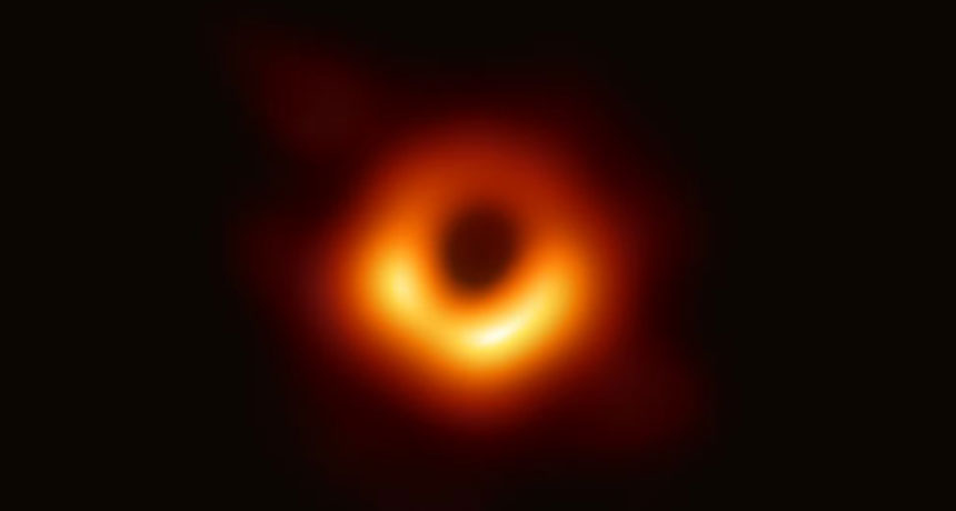 first-ever direct image of  a Black hole
