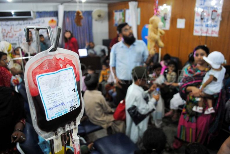 A look at the case of Thalassemia in Pakistan -