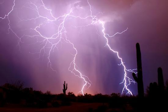 Epic Storm electrifying photo
