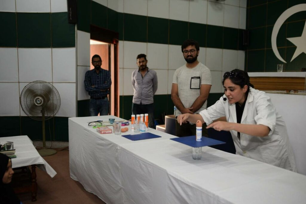 Glimpses of one day workshop organized by KSS