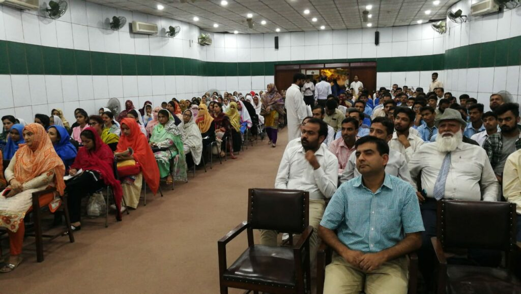 one day science workshop organized by KSS