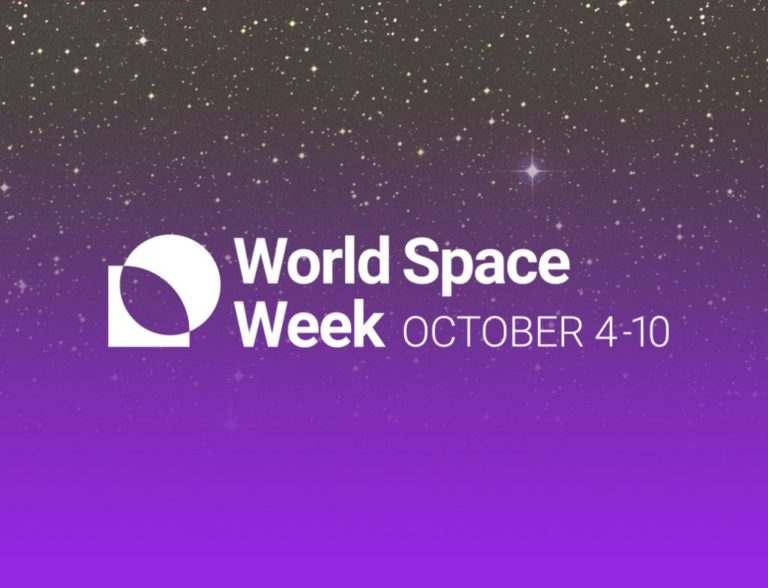 World Space Week is the largest space event in the world