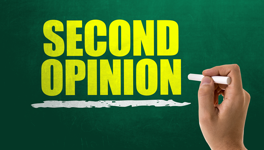 second opinion for cancer treatment