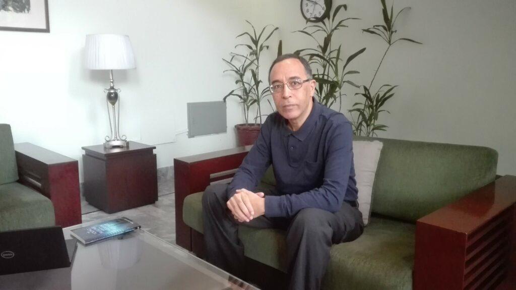 Dr Nidhal
