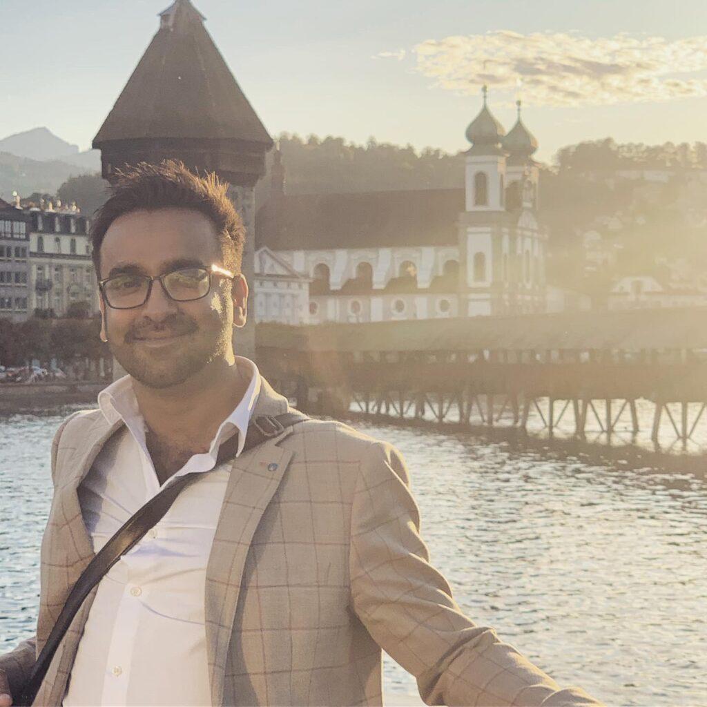 Dr. Ali Jawaid