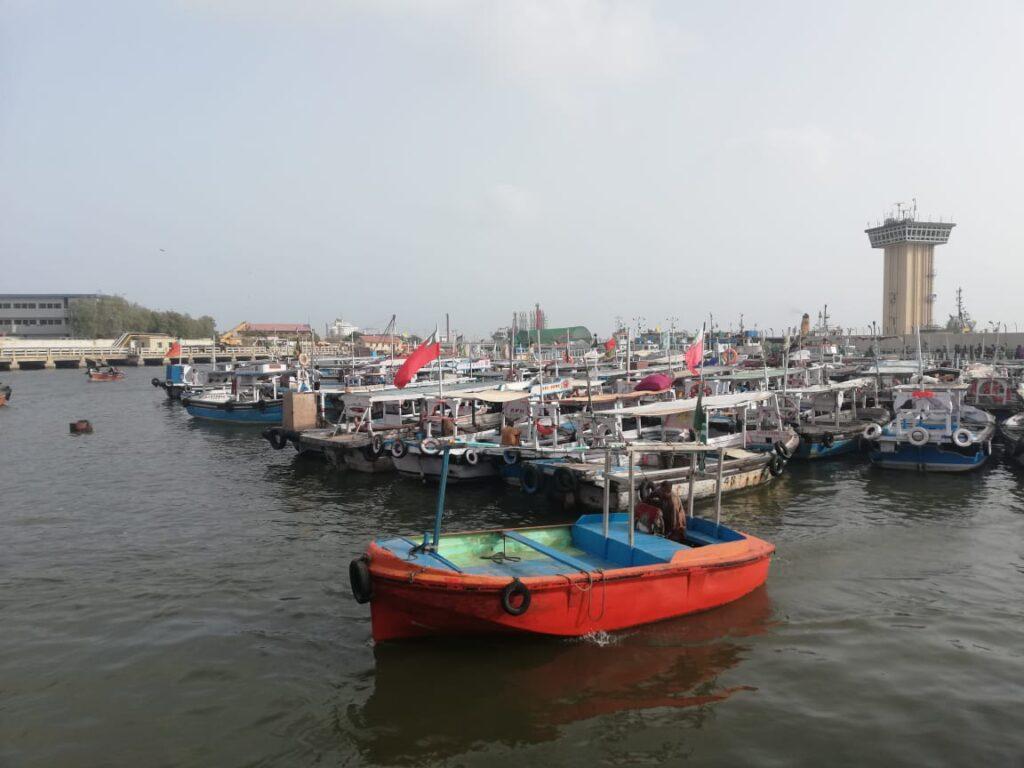 Kemari is a seaside municipality in Karachi