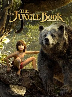 The Jungle book features an animal tale.