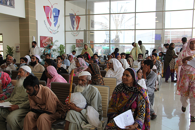 According to peer-reviewed published data, there are 11 to 13 million patients of Hepatitis B and C are breathing in Pakistan