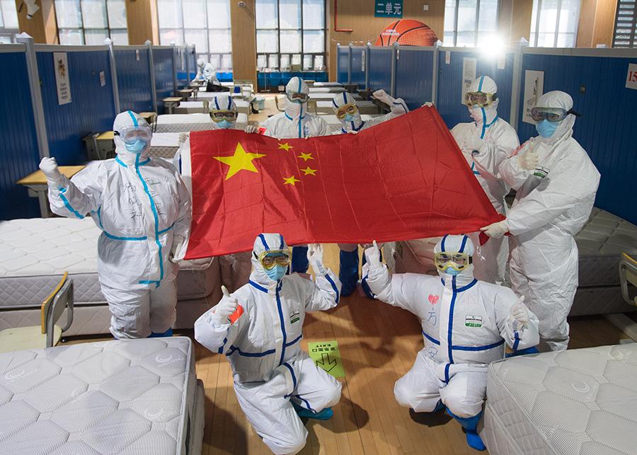 China has been very successful in controlling the COVID19 crisis. (Xinhua/Xiao Yijiu)