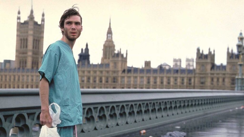 28 days later is included in lists of Sci-fi Horror movies